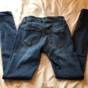 "dELiA*s Pants - delia's ""olivia"" skinny jeans!!!"